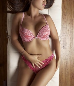 Jacobine independent escort in San Juan