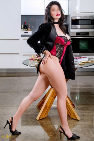 Annine outcall escorts in Ukiah